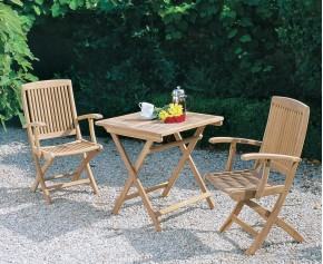 2 seater folding table and chairs