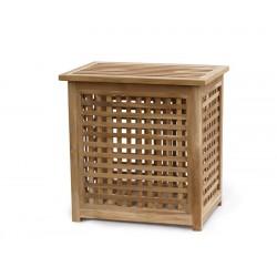 Tango Teak Garden Storage Box - Medium