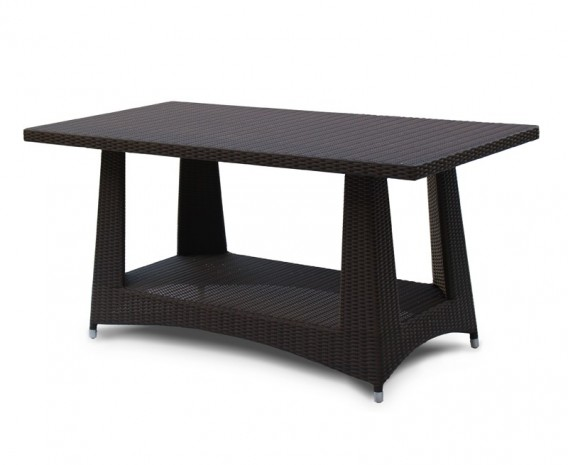 Riviera Rattan Dining Table - 1.6 x 0.8m
