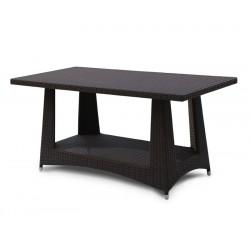 Riviera Rattan Dining Table - 1.6 x 0.8m