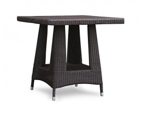 Riviera All Weather Wicker Dining Table 80cm x 80cm - Woven Furniture