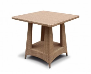Riviera Rattan Dining Table 80cm x 80cm - Rattan Tables