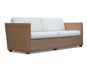 Riviera 4 Seat Rattan Sofa - Synthetic Rattan