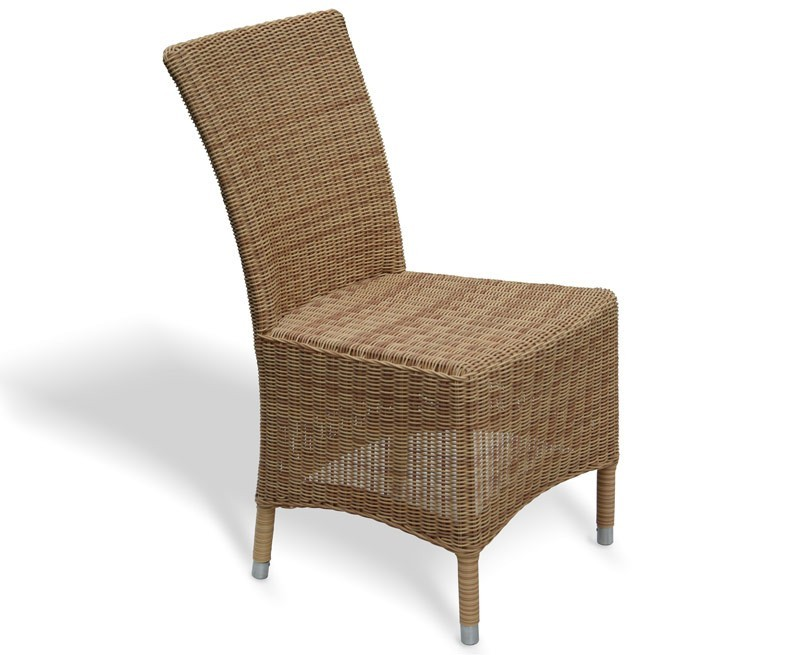 Riviera Wicker Rattan Dining Chair Loom