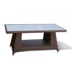 Riviera All Weather Wicker 4ft Coffee Table