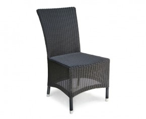 Riviera Wicker Rattan Dining Chair - Loom - Patio Chairs