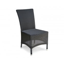 Riviera Wicker Rattan Dining Chair - Loom