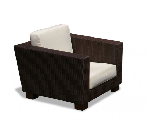 Sorrento All Weather Rattan Armchair
