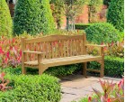 Tribute 6ft Teak Commemorative Memorial Bench