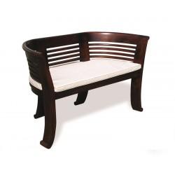 Kensington 2 Seater Indoor Bench Cushion