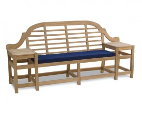 Cheltenham Garden 3 Seat Bench Cushion
