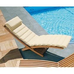 Chelsea Luxury Sun Lounger Cushion