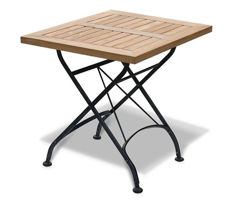 Square Folding Bistro Table