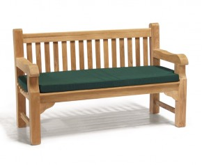 Patio 5ft Bench Cushion | 60 Inch Bench Cushion - Balmoral Cushions