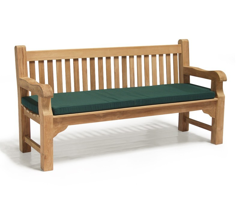 Outdoor 6 ft Bench Cushion