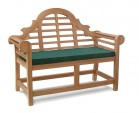 Lutyens-Style Bench Cushion
