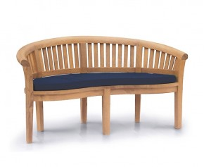 Banana Bench Cushion - 4 Seater Bench Cushions