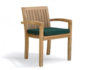 Monaco Stacking Chair Cushion - Monaco Cushions