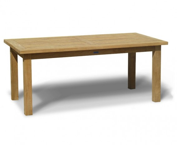 Balmoral 6ft Teak Garden Rectangular Table