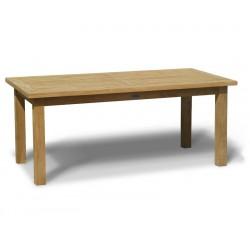 Balmoral 6ft Teak Garden Rectangular Table
