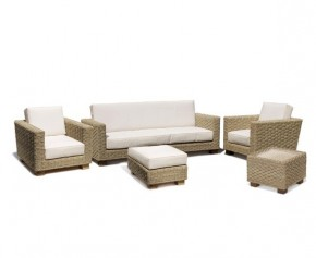 Seagrass Sofa Set - Woven Furniture