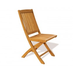 Bali Garden Folding Teak Chair
