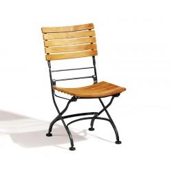 Bistro Chair, Teak Folding
