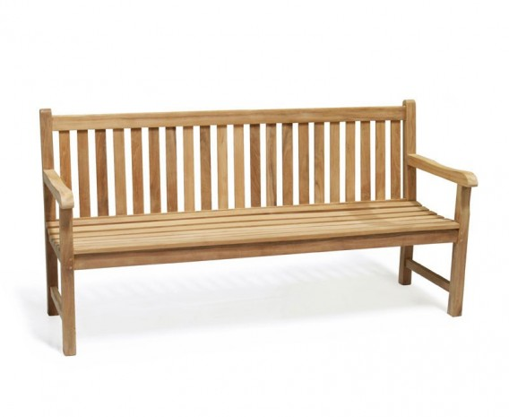 Windsor Teak 6ft Garden Bench