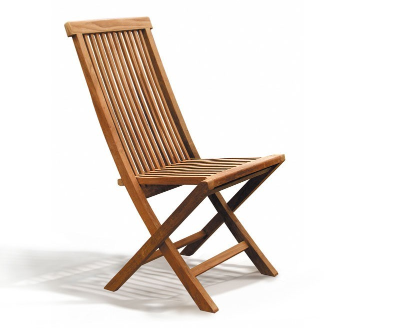 Rimini Teak Outdoor Garden Table And 2 Chairs Patio