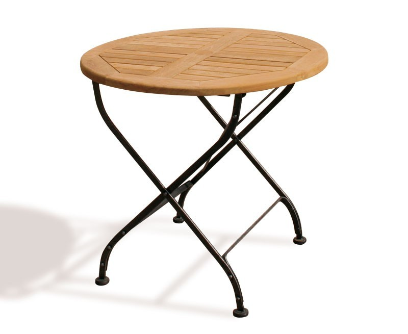 Bistro round table and 4 chairs patio outdoor bistro for Small outdoor table and chairs