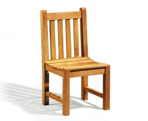 Windsor Teak Garden Chair - Teak Garden Chairs