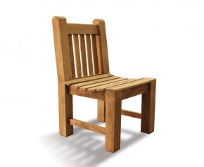 Balmoral Garden Teak Dining Chair - Dining Chairs