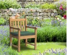 Deluxe Windsor Teak Garden Table and 8 Chairs Set