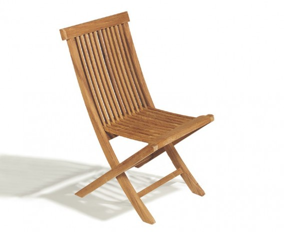 Ashdown Childrens Teak Folding Garden Chair