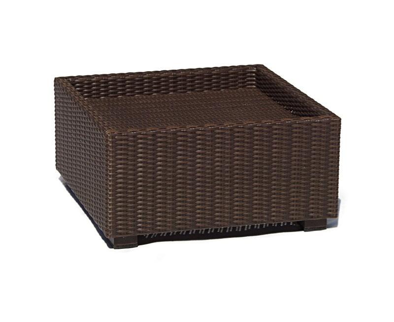 riviera poly rattan garden sofa set. Black Bedroom Furniture Sets. Home Design Ideas