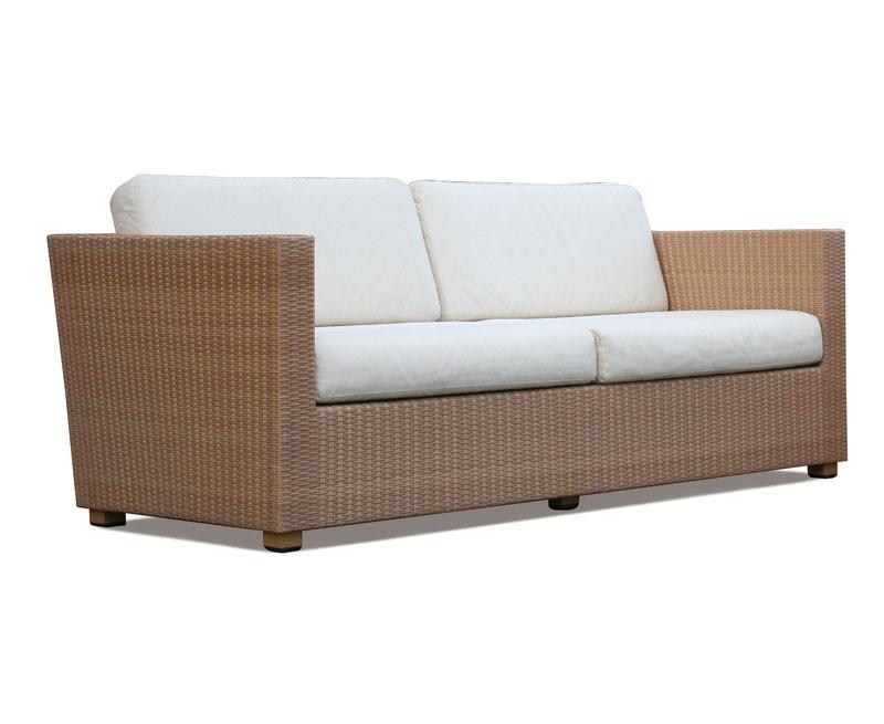 Riviera Poly Rattan Garden Sofa Set