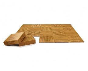 Teak Flooring Tiles Standard - Garden Accessories