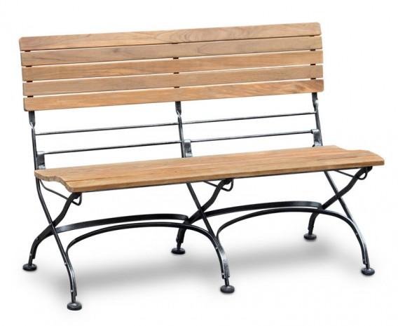 Bistro Garden Bench – 1.2m