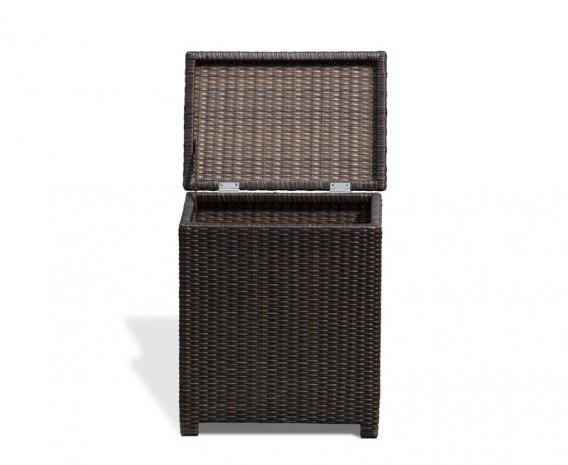 Tango Rattan Garden Storage Box