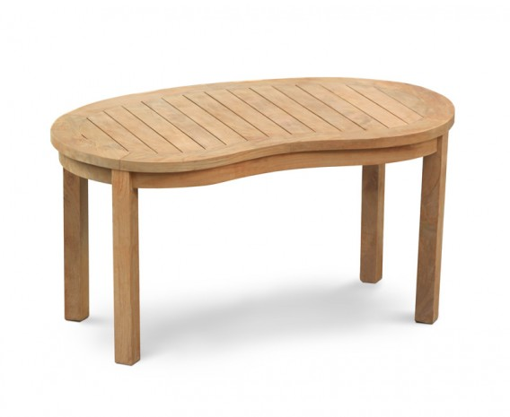 Contemporary Modern Teak Coffee Table
