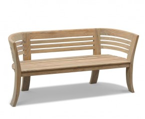 Kensington 3 Seater Outdoor Bench