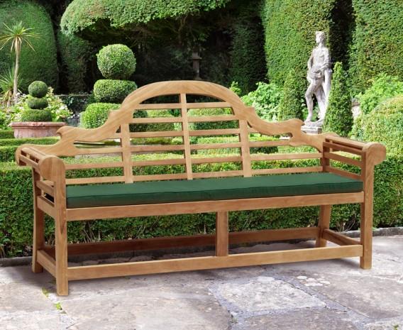 Lutyens-Style Bench