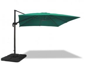 3 x 3m Square Cantilever Parasol, Large – Umbra®
