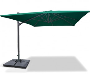 Extra Large Umbra Cantilever Parasol Rectangular 3x4m