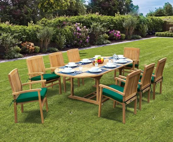 Santorini Teak Dining Set