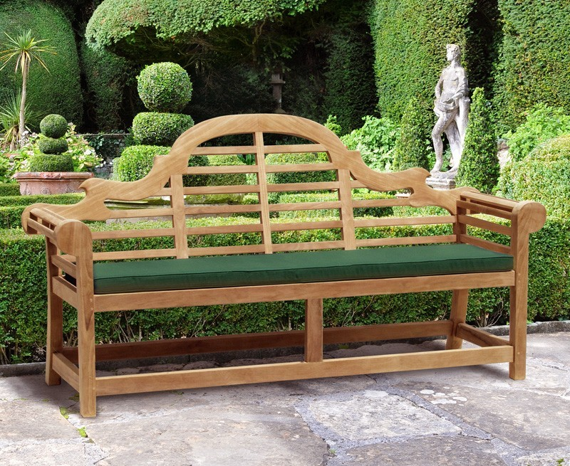Lutyens Garden Bench Table And Chair Set 1 95m