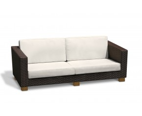 Sorrento 4 Seat Wicker Sofa - Woven Furniture