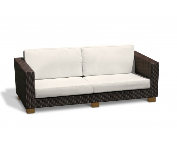 Sorrento 4 Seat Wicker Sofa