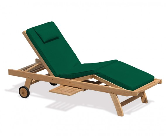 Garden Sun Lounger Cushion