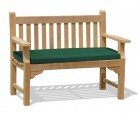 Outdoor Bench Cushion - 4ft